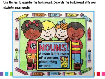 Nouns Bulletin Board
