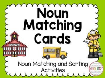 Nouns / Noun Practice