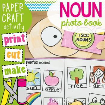 Nouns Craft Activity