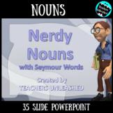 Nouns PowerPoint Lesson