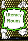 A Workbook all about Nouns