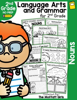 Nouns NO PREP Packet