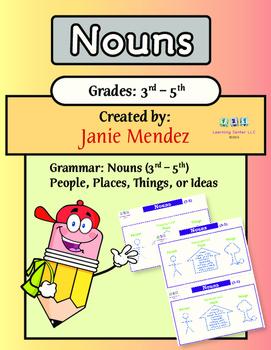 Nouns (3-5)