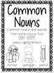 Nouns - Canadian and American Spellings Included