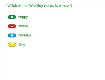 Nouns: A Smart Response Grammar Assessment