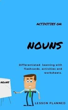 Nouns Activities Grade 1