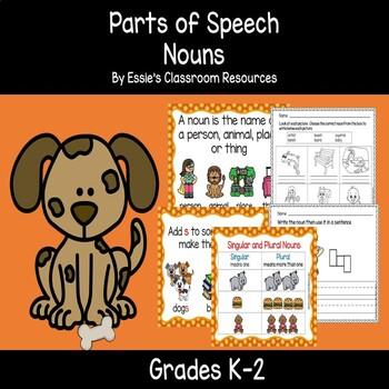Parts of Speech Nouns