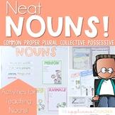 Nouns Activities   Plural Nouns   Proper Nouns   Collective   Possessive Nouns