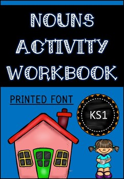 Nouns Activity Workbook