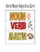 Nouns, Adjective, Verb SORT