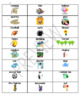 Nouns Adjectives Verbs Sorting Activity