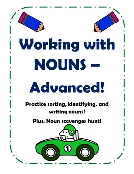 Nouns - Advanced!