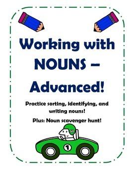 Nouns - Advanced!