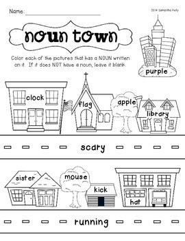 Noun Activities