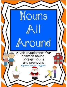 Nouns All Around!