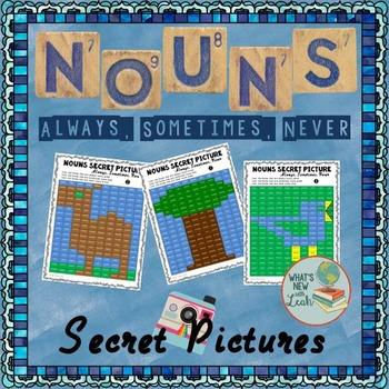 Nouns Secret Pictures