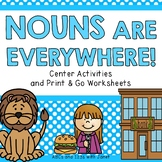 Nouns Are Everywhere!