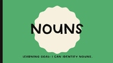 Nouns Are Places