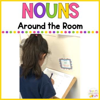 Nouns Activity