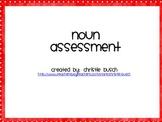 Nouns Assessment