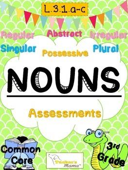Nouns - Assessments
