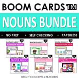 Nouns BOOM Cards BUNDLE / Digital Task Cards