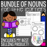 Bundle of Nouns for Kindergarten and Little Learners!