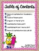 Nouns & Capitalization Grammar Interactive Notebook *FREEBIE*