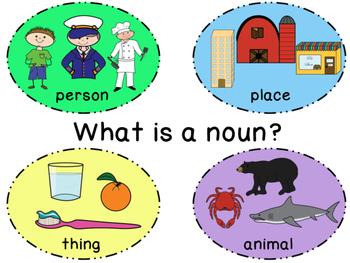 Nouns Game