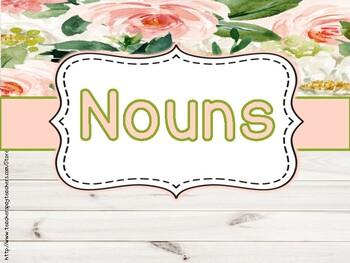 Nouns! Common Core: Third Grade!!