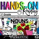 Nouns: Common Nouns, Proper Nouns, Possessive Nouns L.1.1.b {Hands-on Reading}