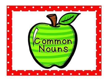 Nouns - Common and Proper