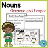 Nouns Common and Proper
