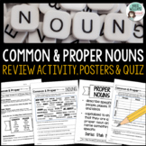 Nouns - Common and Proper Noun Review