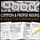Nouns - Common and Proper Noun Review