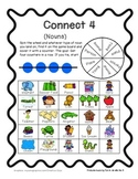 Nouns Connect 4 Games