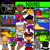 Noun Clipart {Creative Clips Digital Clipart}
