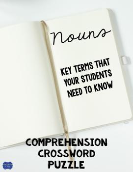 Nouns Crossword