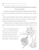 Nouns Fable Lion and the Mouse