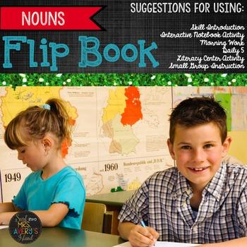 Nouns Flip Book