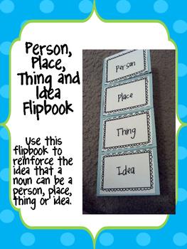 Nouns Flipbook