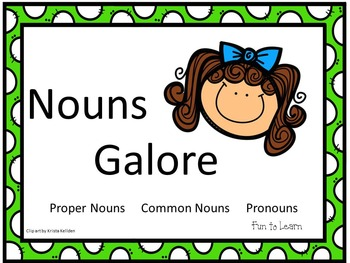 Nouns Galore