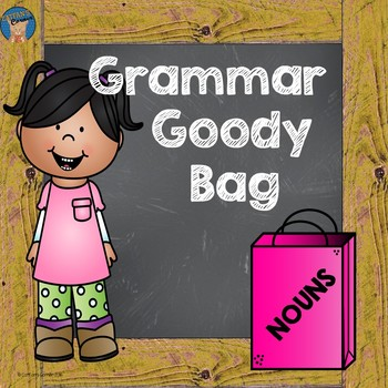 Nouns Grammar Goody Bag