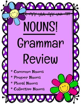Nouns Grammar Review