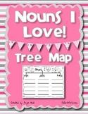 Nouns I LOVE - Tree Map