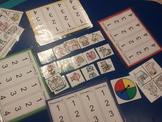 Nouns Identification Game (B/White) ELA