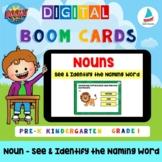Nouns - Identify the Naming Word or Noun  | Pre-k Kinderga