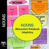 Nouns Interactive Notebook Templates