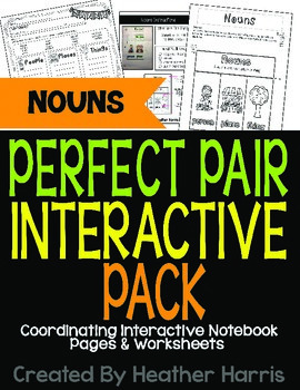 Nouns Interactive Pack