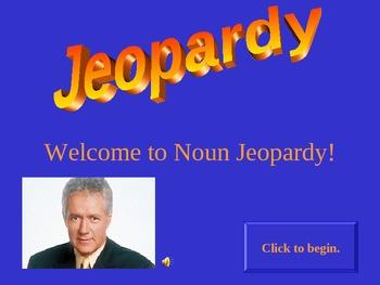 Nouns Jeopardy